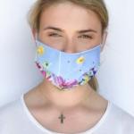 Hochwertige Mund- und Nasen-Maske